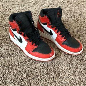 🔥Rare Air Jordan 1 Orange (2016)🔥